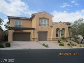 Property for sale at 612 Chervil Valley Drive, Las Vegas,  Nevada 89138