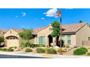 Property for sale at 2888 Grande Arch Street, Henderson,  Nevada 89044