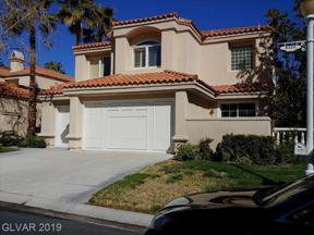 Property for sale at 8320 Carmel Ridge Court, Las Vegas,  Nevada 89113
