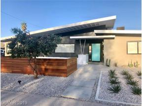 Property for sale at 1701 8th Place, Las Vegas,  Nevada 89104