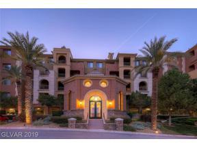 Property for sale at 20 Via Mantova Unit: 210, Henderson,  Nevada 89011