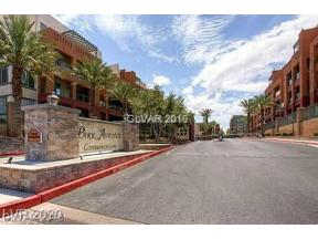Property for sale at 27 AGATE Avenue 505, Las Vegas,  Nevada 89123