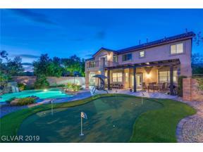 Property for sale at 8053 Pavarotti Avenue, Las Vegas,  Nevada 89178