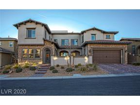 Property for sale at 379 CALABRIA RIDGE Street, Las Vegas,  Nevada 89138