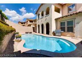 Property for sale at 417 Rosina Vista Street, Las Vegas,  Nevada 89138
