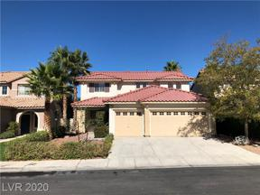Property for sale at 2982 Scenic Valley Way, Henderson,  Nevada 89052