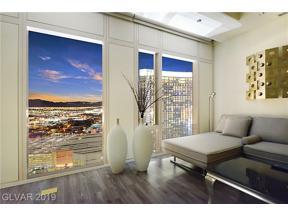 Property for sale at 3750 Las Vegas Boulevard Unit: 3411, Las Vegas,  Nevada 89158