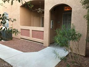Property for sale at 700 Carnegie Street 4811, Henderson,  Nevada 89052