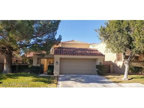 Property for sale at 7566 Spanish Bay Drive, Las Vegas,  Nevada 89113