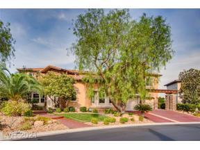 Property for sale at 11526 Termini Station Avenue, Las Vegas,  Nevada 89138