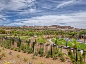 Property for sale at 13 Reflection Cove Drive, Henderson,  Nevada 89011