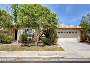 Property for sale at 2986 Formia, Henderson,  Nevada 89052