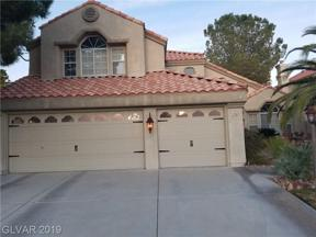 Property for sale at 5260 Drifting Dunes Drive, Las Vegas,  Nevada 89149