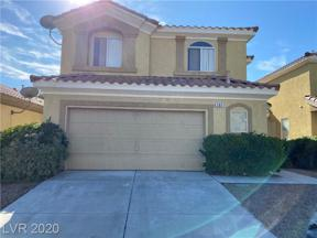 Property for sale at 197 Rusty Plank Avenue, Las Vegas,  Nevada 89148