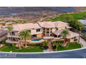 Property for sale at 580 Saint Croix Street, Henderson,  Nevada 89012