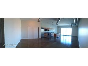 Property for sale at 200 HOOVER Avenue 912, Las Vegas,  Nevada 89101