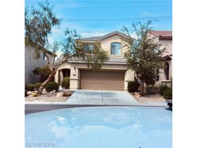 Property for sale at 2456 Rue Bienville Way, Henderson,  Nevada 89044