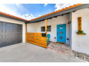 Property for sale at 2612 Gilmary Avenue, Las Vegas,  Nevada 89102