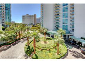 Property for sale at 222 Karen Avenue Unit: 3904, Las Vegas,  Nevada 89109