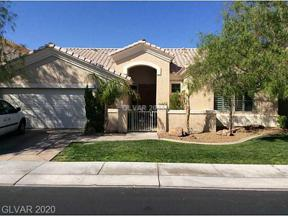 Property for sale at 152 Cliff Valley Drive, Las Vegas,  Nevada 89148