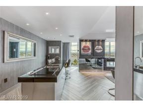 Property for sale at 4381 Flamingo Road Unit: 1021, Las Vegas,  Nevada 89103