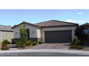 Property for sale at 3133 Sarnano Avenue, Henderson,  Nevada 89044