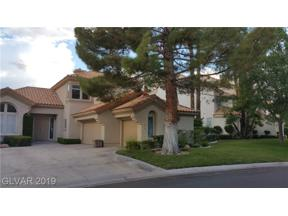 Property for sale at 8749 Double Eagle Drive, Las Vegas,  Nevada 89117