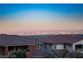 Property for sale at 454 Port Reggio Street, Las Vegas,  Nevada 89138