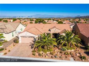 Property for sale at 2312 Rosendale Village Avenue, Henderson,  Nevada 89052