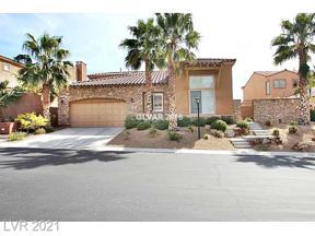 Property for sale at 4 Villa Ferrari Court, Henderson,  Nevada 89011