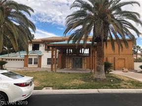 Property for sale at 19 Vintage Court, Las Vegas,  Nevada 89113
