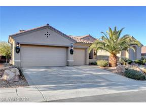 Property for sale at 1851 June Lake Drive, Henderson,  Nevada 89052