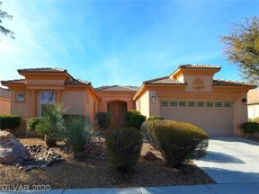 Property for sale at 4251 BELLA CASCADA Street, Las Vegas,  Nevada 89135
