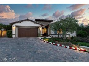 Property for sale at 718 PORTO MIO, Las Vegas,  Nevada 89138