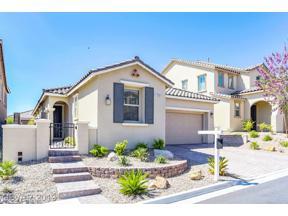 Property for sale at 12237 Terrace Verde Avenue, Las Vegas,  Nevada 89138
