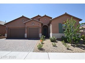 Property for sale at 2825 Poseidon Shore, Henderson,  Nevada 89052
