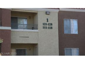 Property for sale at 2120 Ramrod Avenue Unit: 127, Henderson,  Nevada 89014