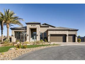 Property for sale at 1010 Crystal Heights Court, Henderson,  Nevada 89002