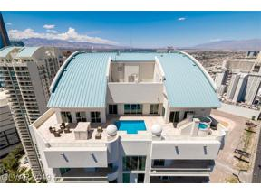 Property for sale at 2777 Paradise Road Unit: 3704, Las Vegas,  Nevada 89109