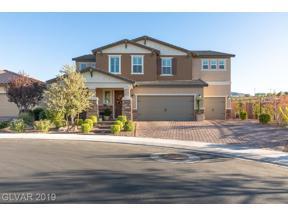 Property for sale at 3167 Dalmazia Avenue, Henderson,  Nevada 89044