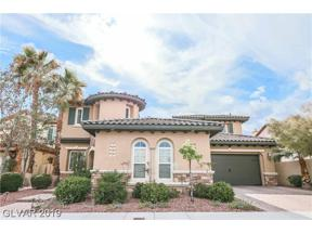 Property for sale at 2135 Alcova Ridge Drive, Las Vegas,  Nevada 89135