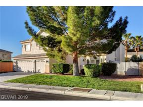 Property for sale at 2637 Sunday Grace Drive, Henderson,  Nevada 89052
