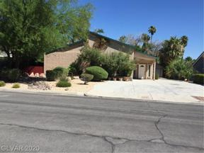 Property for sale at 2410 Llewellyn Drive, Las Vegas,  Nevada 89102