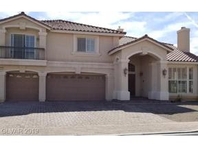 Property for sale at 4353 Grey Spencer Drive, Las Vegas,  Nevada 89141