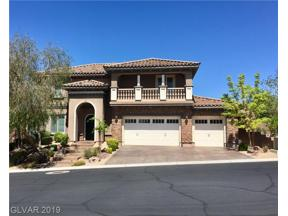 Property for sale at 2812 Proust Court, Henderson,  Nevada 89044