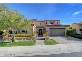 Property for sale at 14 Benevolo Drive, Henderson,  Nevada 89011