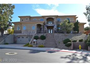 Property for sale at 9 Paradise Valley Court, Las Vegas,  Nevada 89052