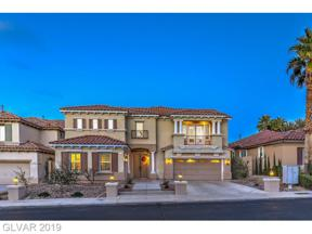 Property for sale at 2757 Botticelli Drive, Henderson,  Nevada 89052