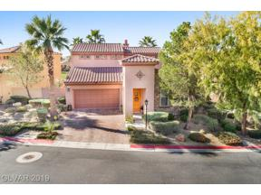 Property for sale at 21 Avenza Drive, Henderson,  Nevada 89011