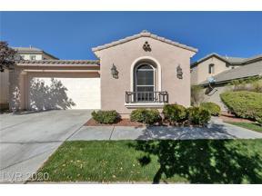 Property for sale at 1521 Boundary Peak Way, Las Vegas,  Nevada 89135